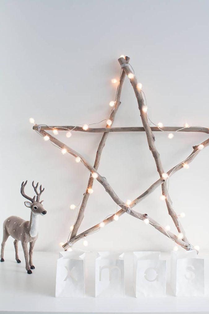star-ornament-675x1012 70+ Impressive Christmas Decorations to Do Yourself in 2021
