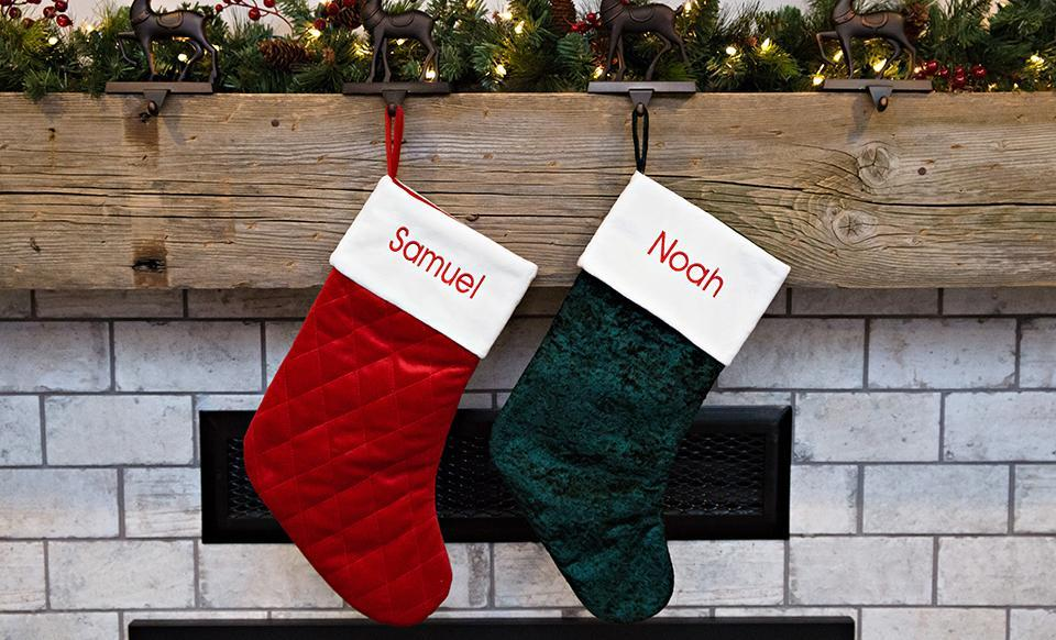 stocking-ads-1 60+ Creative Ways to Decorate Your Home for This Christmas