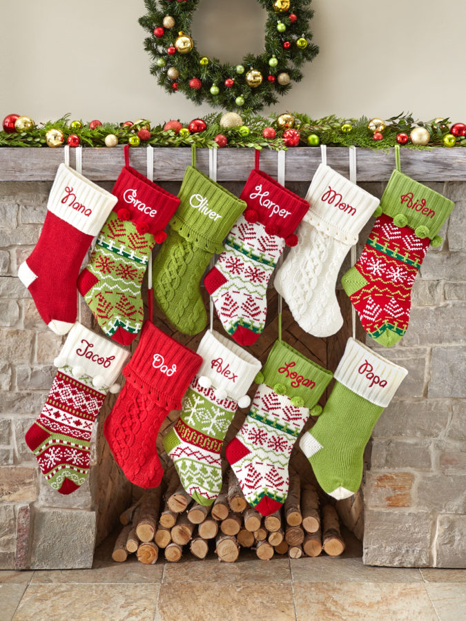 stocking-ads-675x900 60+ Creative Ways to Decorate Your Home for This Christmas