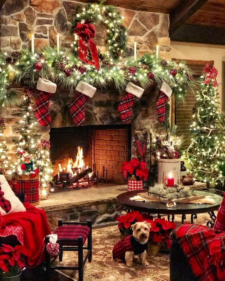 stocking-ads.-4 60+ Creative Ways to Decorate Your Home for This Christmas