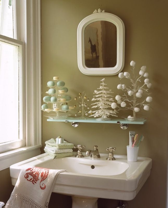 subtle-holiday-elements. 70+ Brilliant Ideas for This Year Christmas Decoration