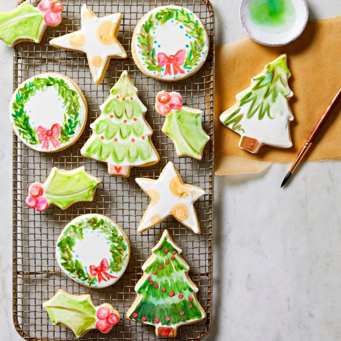 sugar-cookies-1-675x675 60+Untraditional Christmas Decorations to Transform Your Home Look This Year