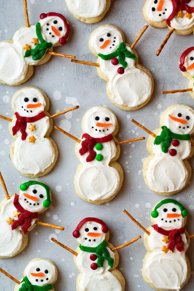 sugar-cookies..-675x1013 60+Untraditional Christmas Decorations to Transform Your Home Look This Year
