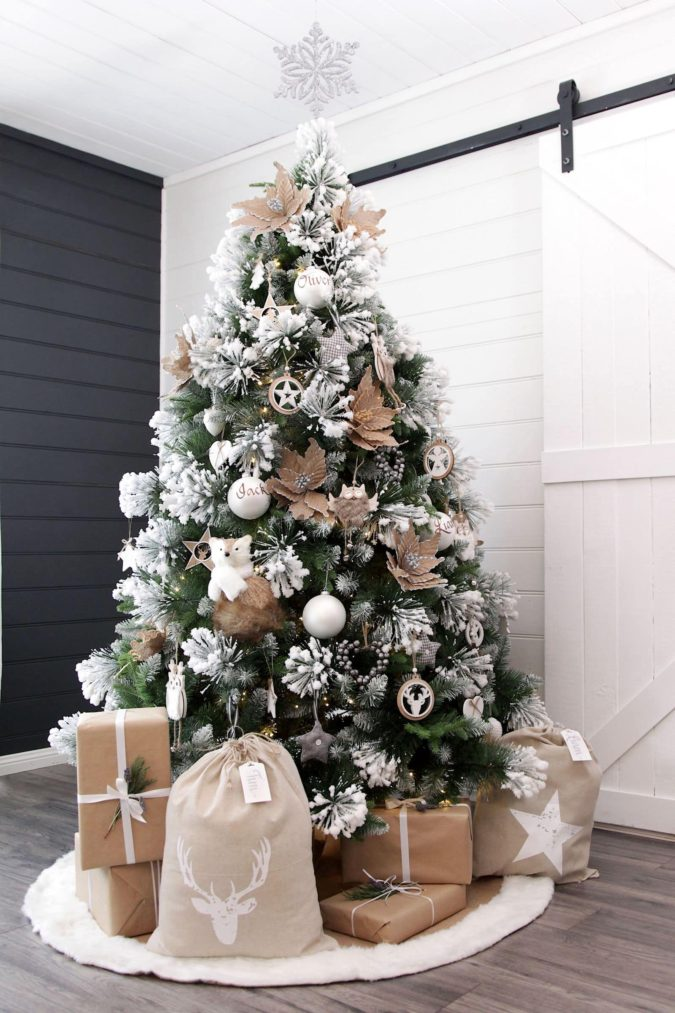 tree-decorations-675x1013 Master Christmas Tree Decoration by Simple Tips and 50+ Ideas