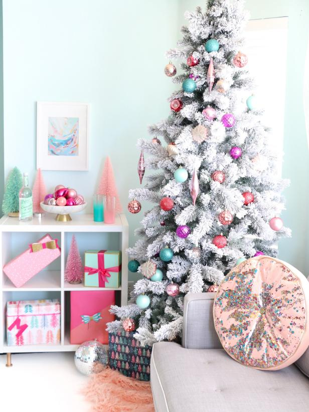 tree-decorations. Master Christmas Tree Decoration by Simple Tips and 50+ Ideas