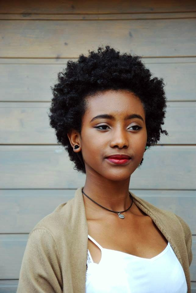 Afro-hairstyle..-1 70+ Outdated Hairstyle Ideas Coming Back in 2021