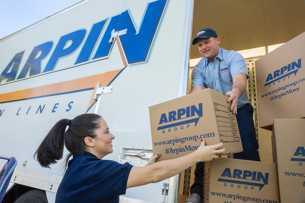 Arpin-Van-Lines. Top 15 Rated Long-Distance Moving Companies in the USA
