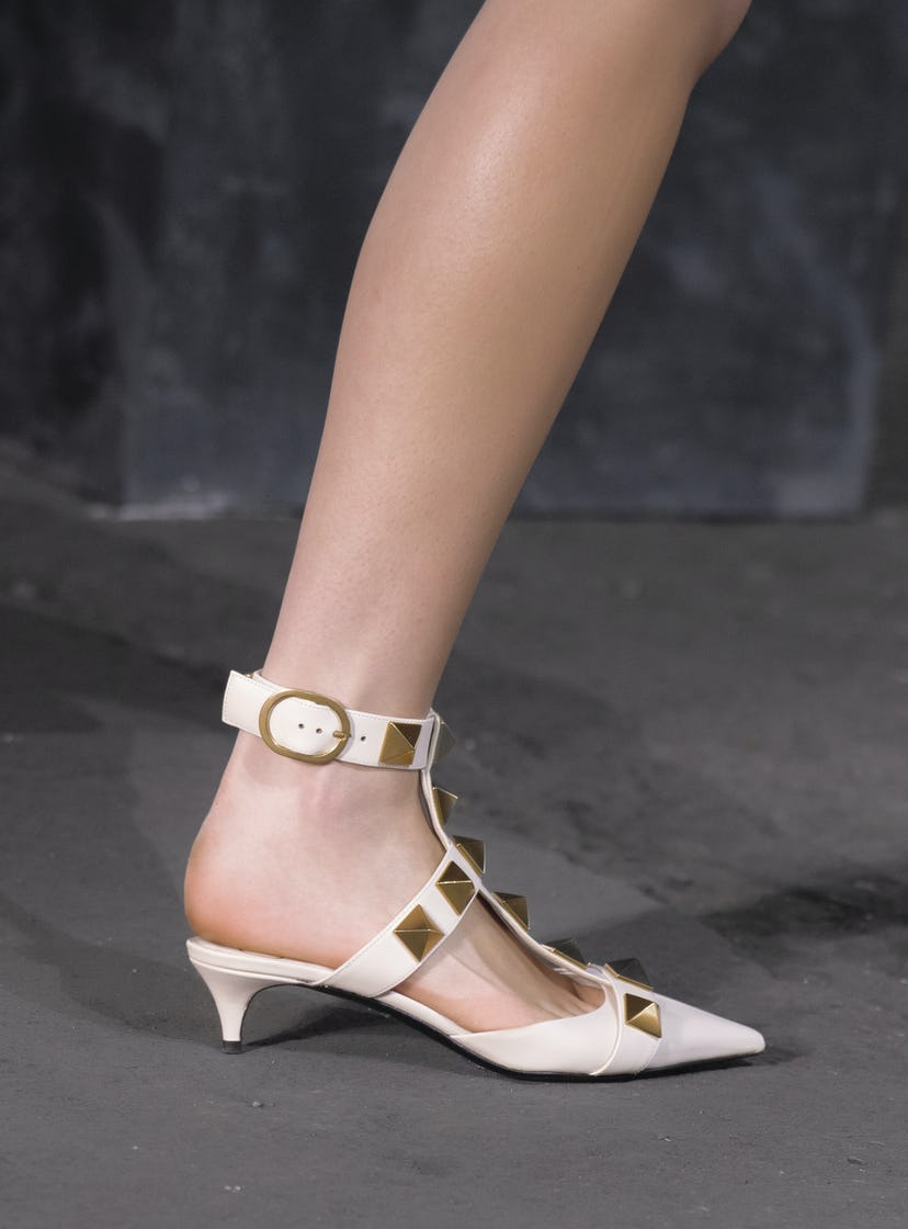 Baby-heel 60+ Hottest Shoe Fashion Trends in 2021