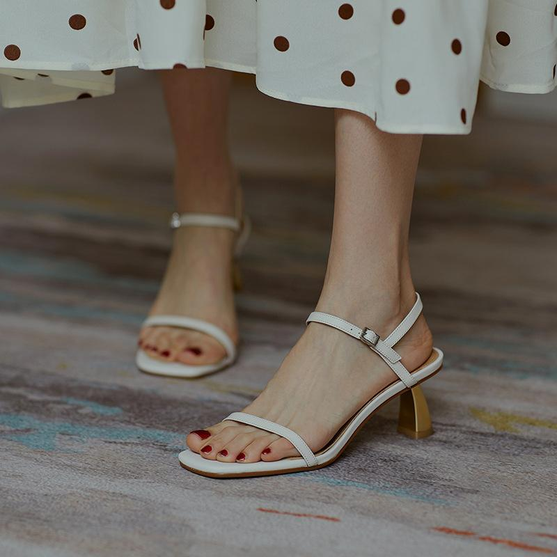 Baby-heels.-2 60+ Hottest Shoe Fashion Trends in 2021