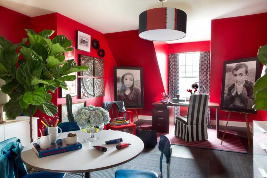 Bold-wall-colors-1024x682 70+ Outdated Decorating Trends and Ideas Coming Back in 2021