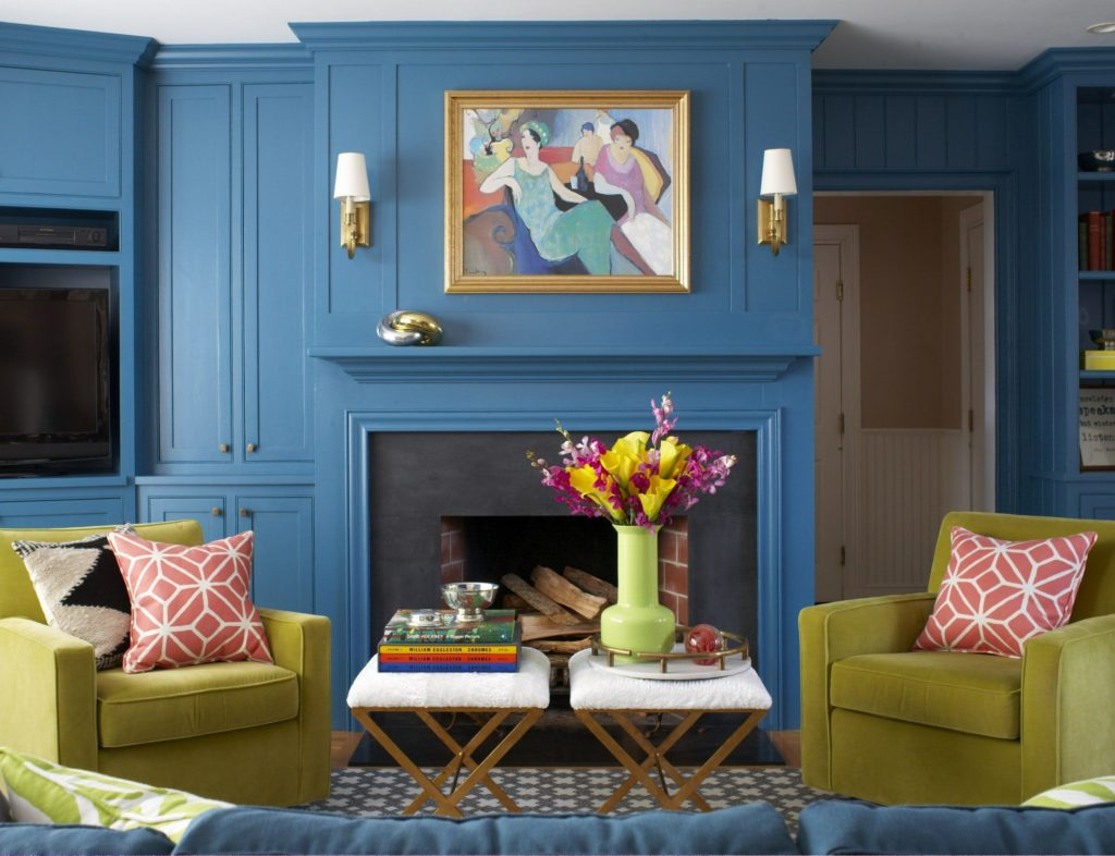 Bold-wall-colors-1024x786 70+ Outdated Decorating Trends and Ideas Coming Back in 2021