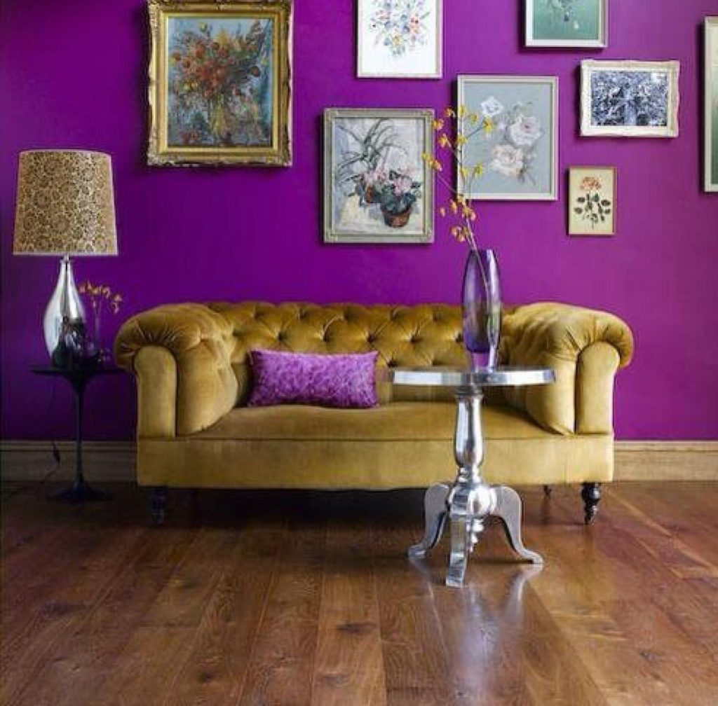 Bold-wall-colors...-1024x1008 70+ Outdated Decorating Trends and Ideas Coming Back in 2021