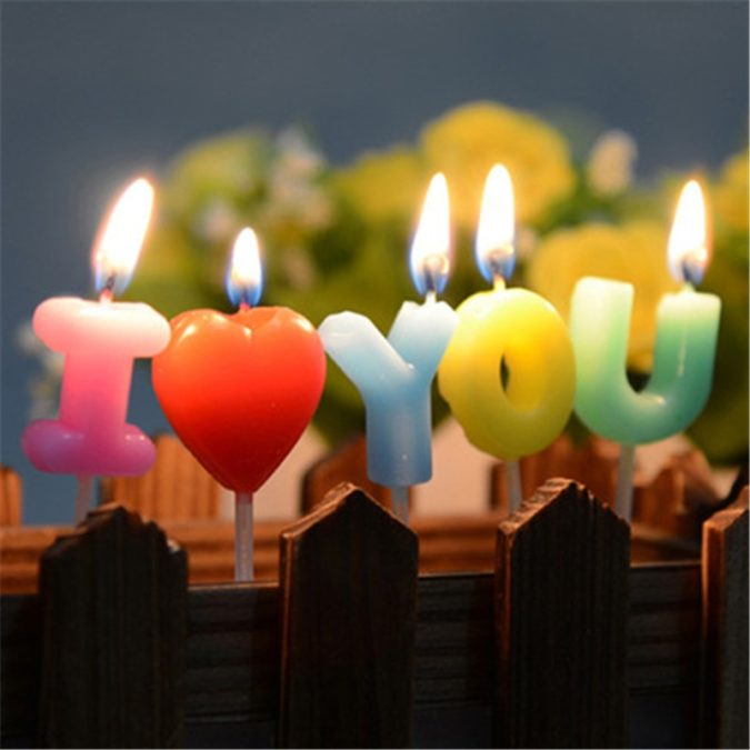 Candles-2-675x675 70+ Hottest Marriage Anniversary Decoration Ideas at Home