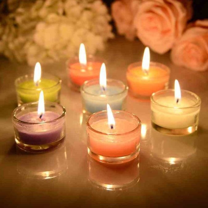 Candles-675x675 70+ Hottest Marriage Anniversary Decoration Ideas at Home
