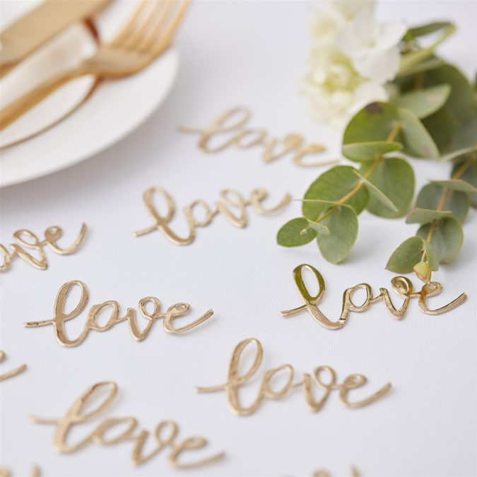 Confetti-675x675 70+ Hottest Marriage Anniversary Decoration Ideas at Home