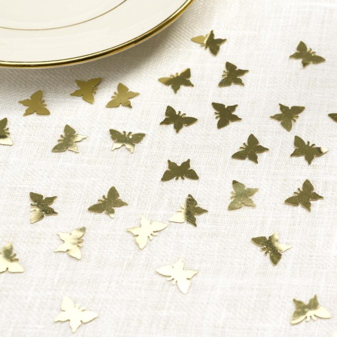 Confetti..-1-675x675 70+ Hottest Marriage Anniversary Decoration Ideas at Home