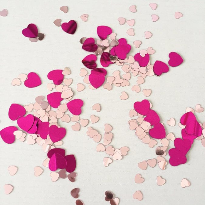 Confetti..-2-675x675 70+ Hottest Marriage Anniversary Decoration Ideas at Home