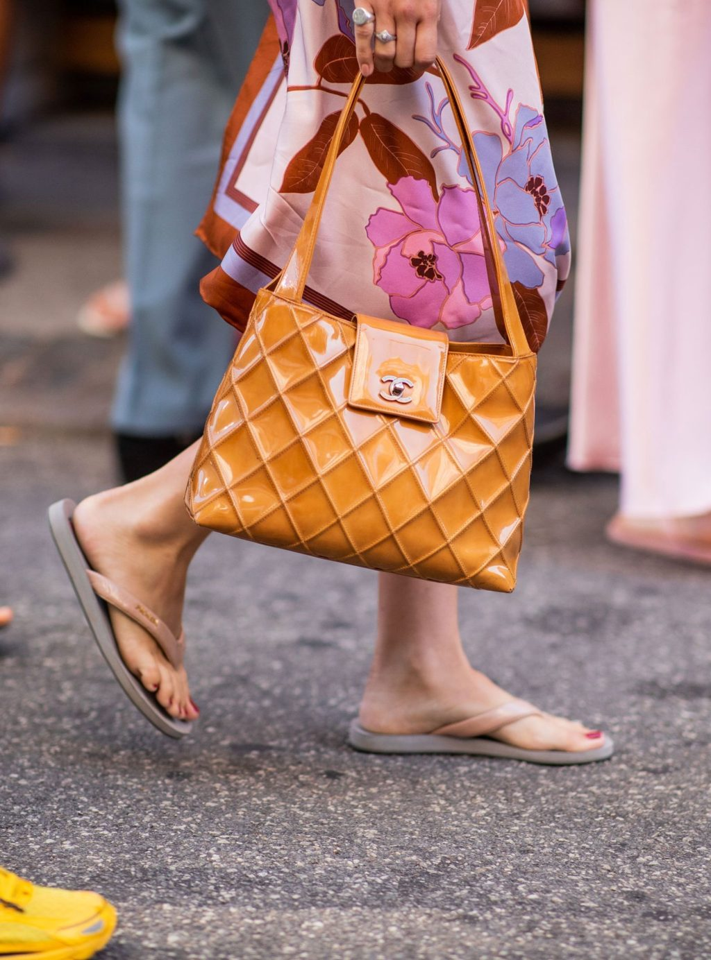Cushiony-flip-flop.-1024x1384 60+ Hottest Shoe Fashion Trends in 2021