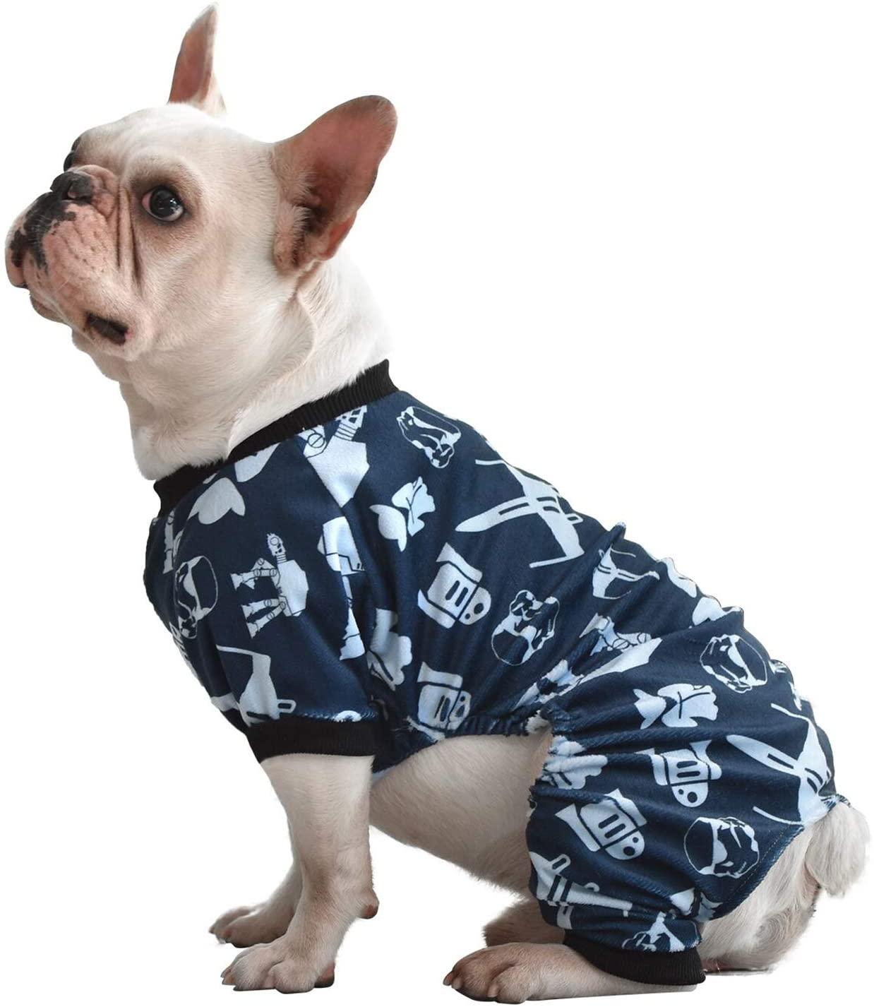 CuteBone-Dog-Pajamas. Cutest 10 Pajamas for Dogs on Amazon in 2021/2022