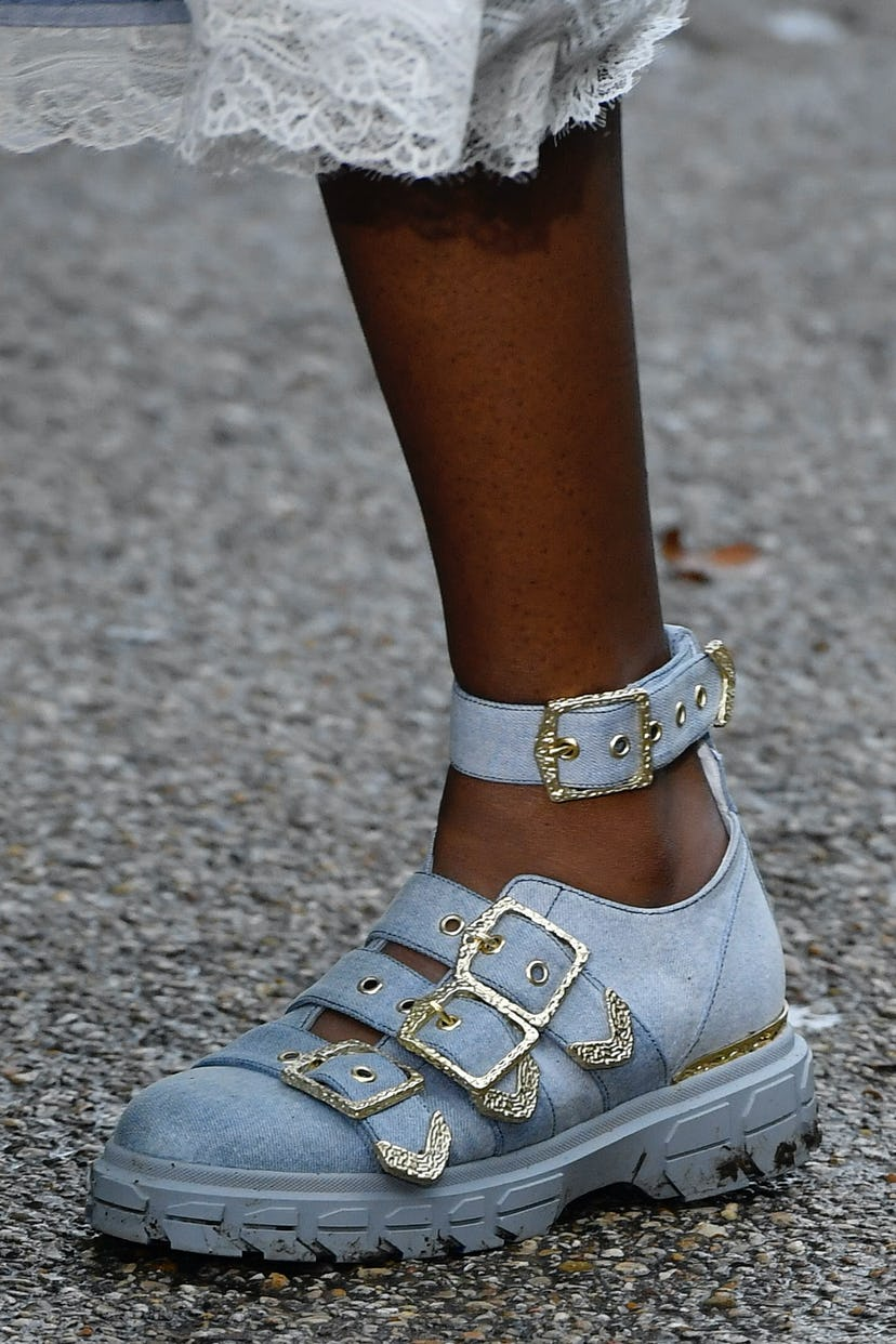 Dainty-Details. 60+ Hottest Shoe Fashion Trends in 2021