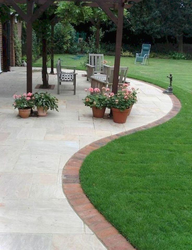 Eye-catching-paving.-1 100+ Surprising Garden Design Ideas You Should Not Miss in 2021