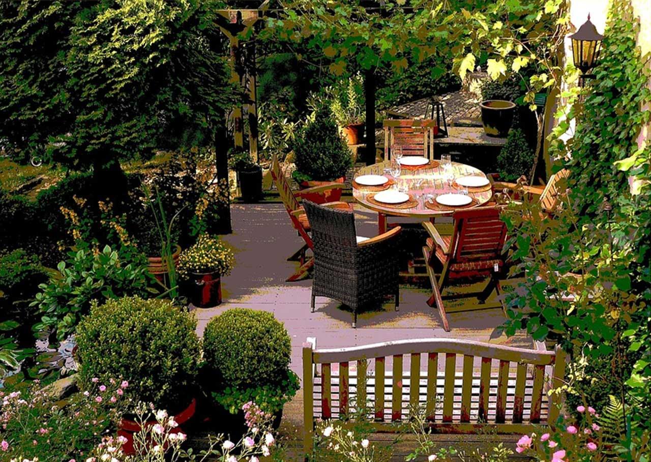 Furniture-1 100+ Surprising Garden Design Ideas You Should Not Miss in 2021