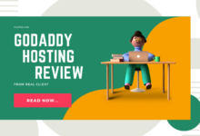 Godaddy hosting review