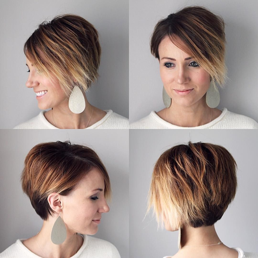 Grown-out-crop-haircut.. 70+ Outdated Hairstyle Ideas Coming Back in 2021
