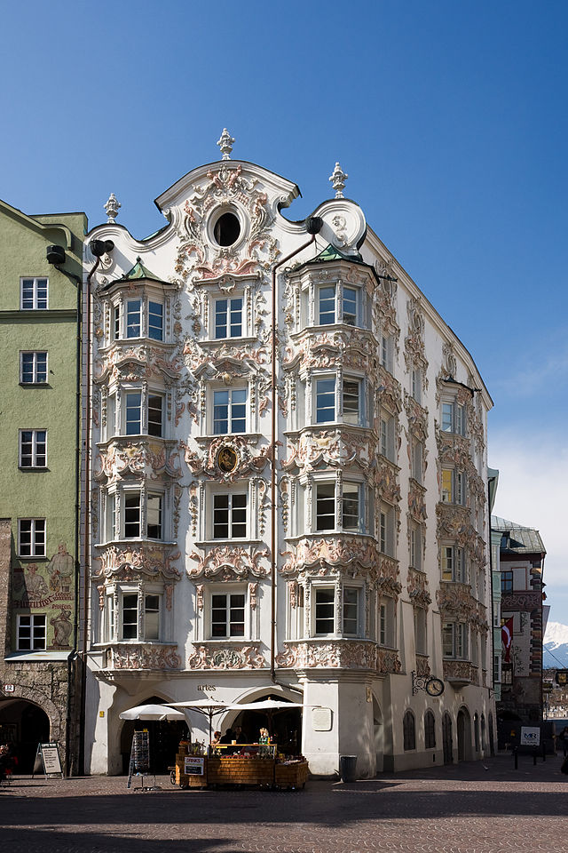 Helblinghaus-Haus-innsbruck Top 10 Unforgettable Innsbruck Attractions to Visit in Summer
