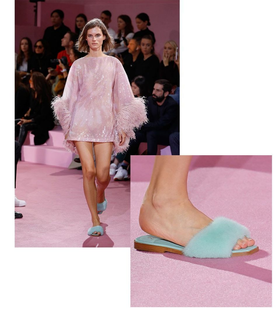 House-slippers.-1 60+ Hottest Shoe Fashion Trends in 2021