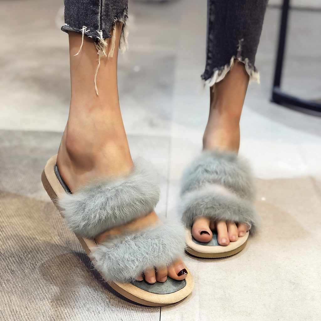 House-slippers..-1 60+ Hottest Shoe Fashion Trends in 2021