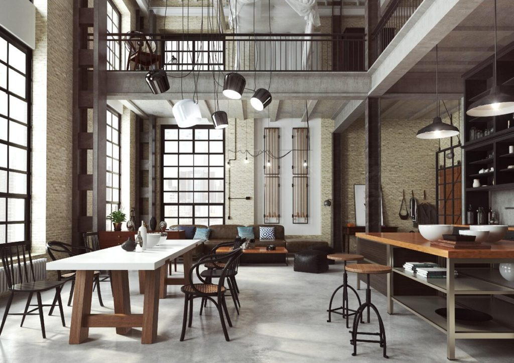 Industrial-Kitchen-4-1024x724 70+ Outdated Decorating Trends and Ideas Coming Back in 2021