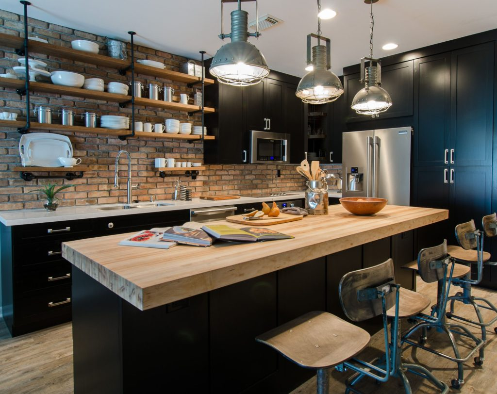 Industrial-Kitchen.-1024x812 70+ Outdated Decorating Trends and Ideas Coming Back in 2021