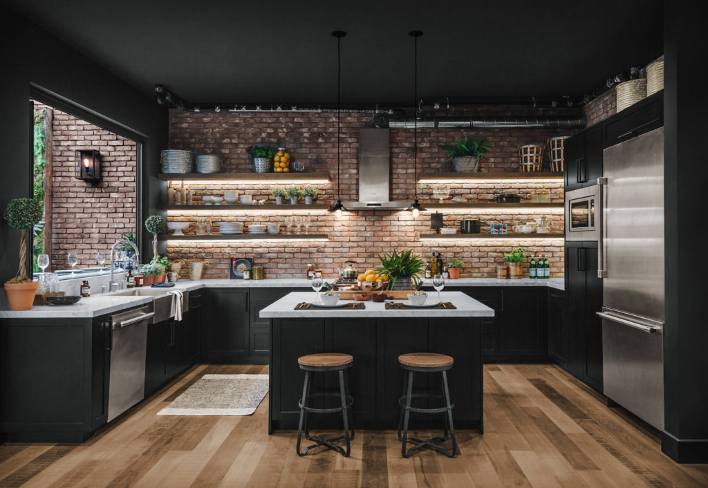 Industrial-Kitchen..-1024x706 70+ Outdated Decorating Trends and Ideas Coming Back in 2021