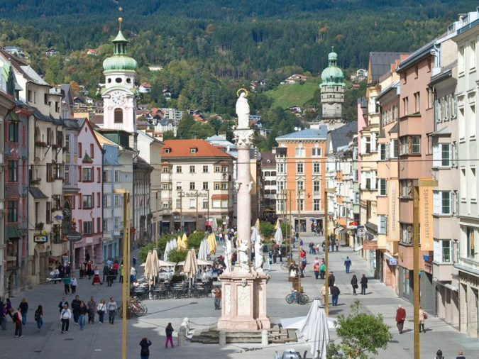 Maria-Theresa-Street-innsbruck-1-675x506 Top 10 Unforgettable Innsbruck Attractions to Visit in Summer