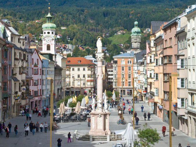 Maria-Theresa-Street-innsbruck-1-675x506 Top 10 Unforgettable Innsbruck Attractions to Visit in Summer