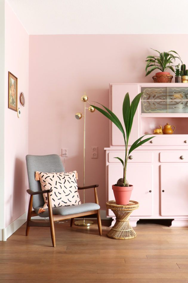 Millennial-pink.-1 70+ Outdated Decorating Trends and Ideas Coming Back in 2021