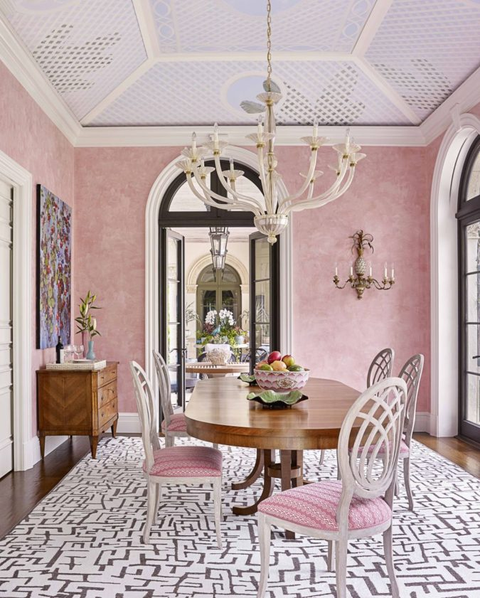 Millennial-pink..-675x841 70+ Outdated Decorating Trends and Ideas Coming Back in 2021
