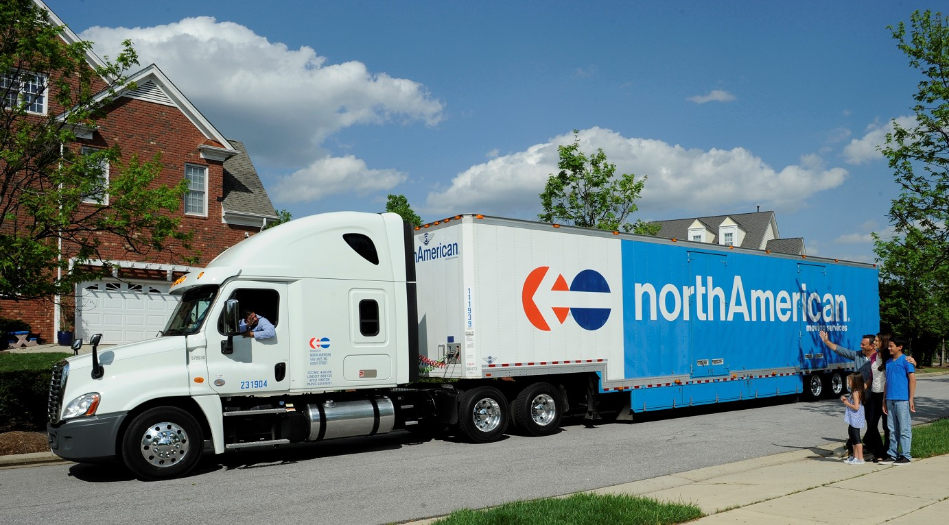North-American-Van-Lines. Top 15 Rated Long-Distance Moving Companies in the USA