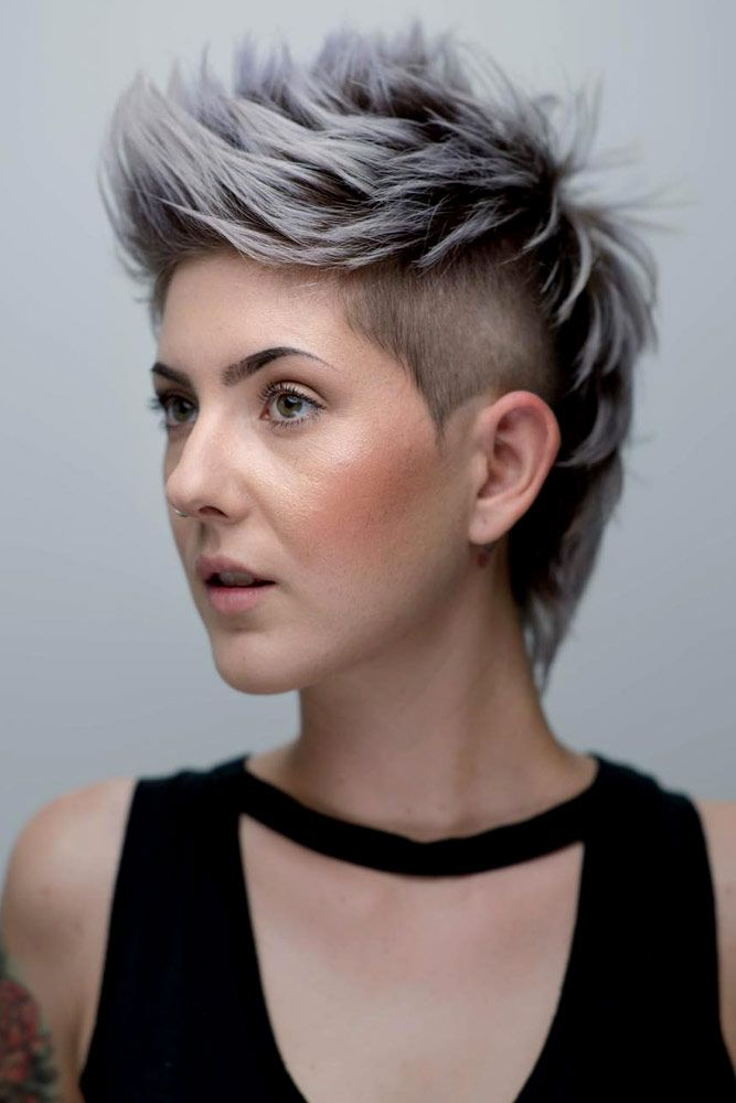 Old-school-Punk-hair-style. 70+ Outdated Hairstyle Ideas Coming Back in 2021