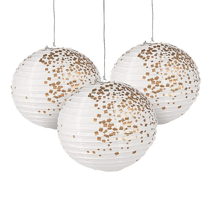 Paper-Lanterns.-2-675x663 70+ Hottest Marriage Anniversary Decoration Ideas at Home