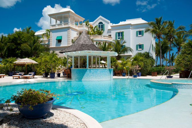 Point-Grace-Turks-and-Caicos-resort-3-675x450 Relax and Unwind at These Amazing Waterside Retreats
