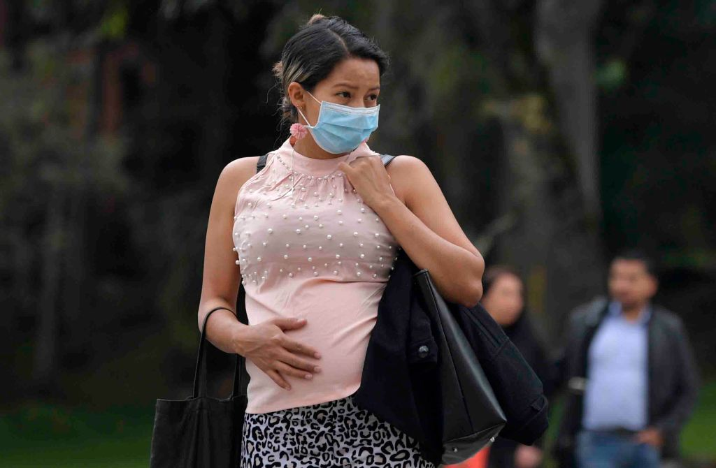 Pregnant-woman.. Avoiding Coronavirus During Pregnancy: Tips and Facts
