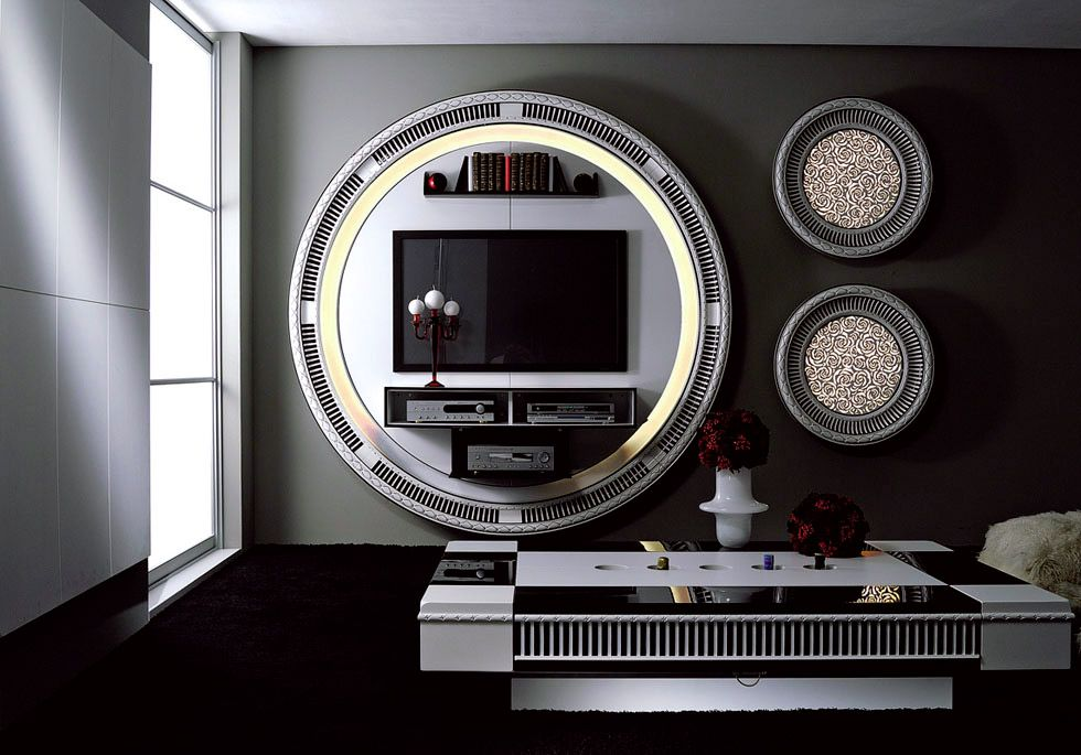 Round-shapes.. 70+ Outdated Decorating Trends and Ideas Coming Back in 2021