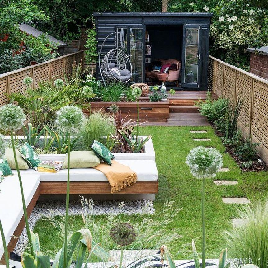 Screening-zoning 100+ Surprising Garden Design Ideas You Should Not Miss in 2021