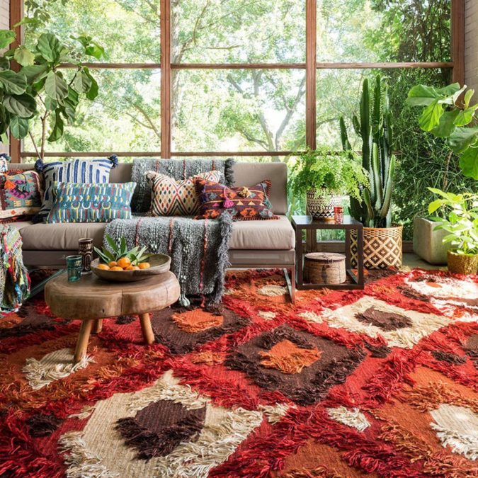 Shag-carpet-1-675x675 70+ Outdated Decorating Trends and Ideas Coming Back in 2021