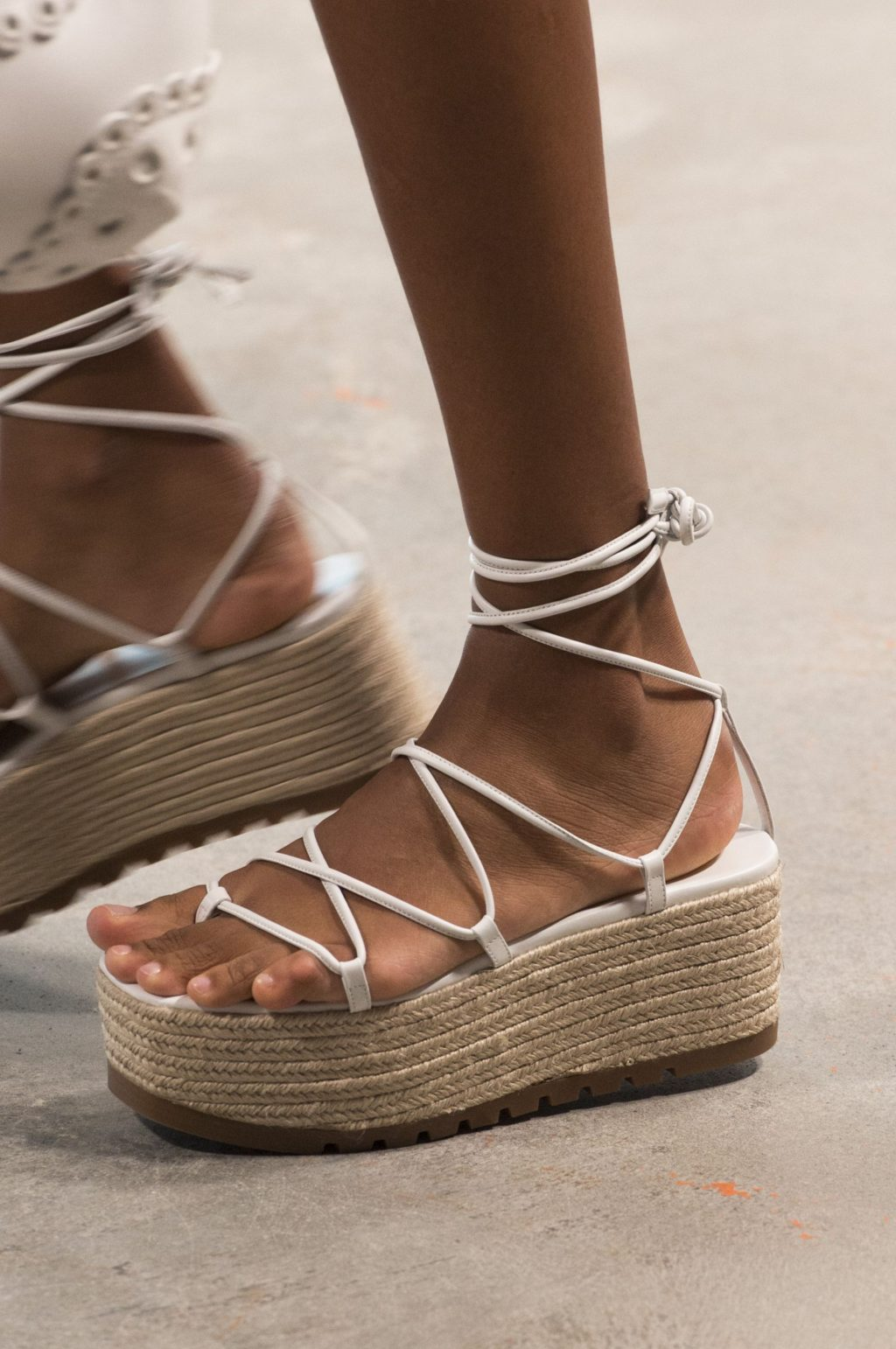 Sky-high-flatforms.-1-1024x1542 60+ Hottest Shoe Fashion Trends in 2021