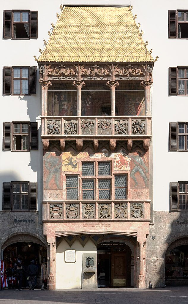 The-Goldenes-Dachl-innsbruck-2 Top 10 Unforgettable Innsbruck Attractions to Visit in Summer