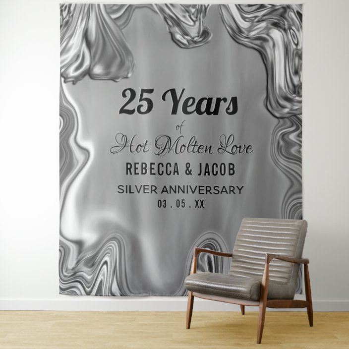The-anniversary-banner-3 70+ Hottest Marriage Anniversary Decoration Ideas at Home