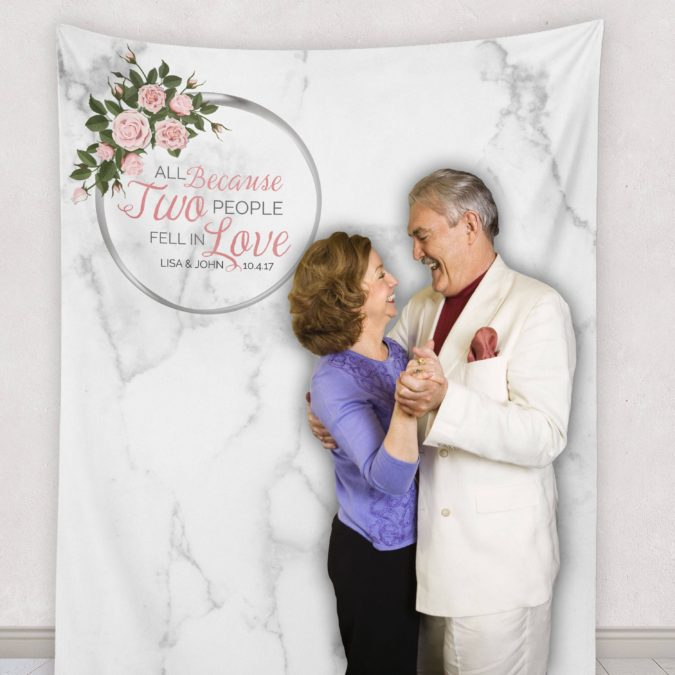 The-anniversary-banner.-675x675 70+ Hottest Marriage Anniversary Decoration Ideas at Home